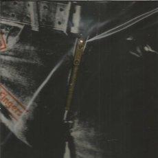 Discos de vinilo: ROLLING STONES STICKY CREMALLERA METALICA. Lote 167576064