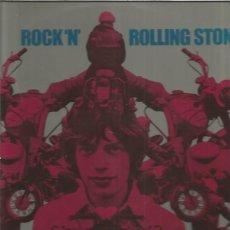 Discos de vinilo: ROLLING STONES ROCK ROLLING 1972. Lote 167577444