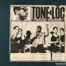 Dischi in vinile: TONE LOC ?– WILD THING LABEL: ISLAND RECORDS ?– 112 008, DELICIOUS VINYL ?– 112 008 FORMAT: VINYL, . Lote 167577776