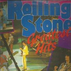 Discos de vinilo: ROLLING STONES GREATEST HITS. Lote 167578524
