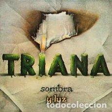 Discos de vinilo: TRIANA – SOMBRA Y LUZ – LP VINILO - MOVIEPLAY PARA CIRCULO DE LECTORES. Lote 167585612