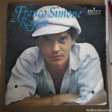 Discos de vinilo: FRANCO SIMONE - RESPIRO. Lote 167586630