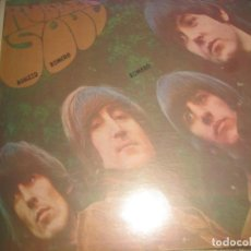 Discos de vinilo: THE BEATLES - RUBBER SOUL - RARE (EMI ODEON-1966 ) OG VENEZUELA CARTON DURO. Lote 167592324
