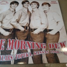 Discos de vinilo: THE MORNING DEW - EARLY YEARS: TOPEKA, KANSAS 1966-69. LP VINILO NUEVO - GARAGE U.S.A.. Lote 167600158