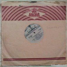 Discos de vinilo: PABLO SARASATE MELODIAS GITANAS AIRES GITANOS CCCP MADE IN URSS. Lote 167605912