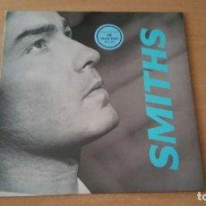 Discos de vinilo: LP MAXI THE SMITHS PANIC MADE ENGLAND ROUGH TRADE 1986 A1 B1. Lote 167617380