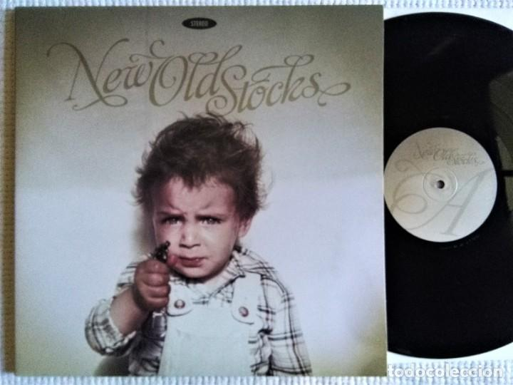 NEW OLD STOCKS - '' NEW OLD STOCKS '' LP GATEFOLD NUMERADO 037 SPAIN 2012 (Música - Discos - LP Vinilo - Grupos Españoles de los 90 a la actualidad)
