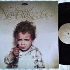 Discos de vinilo: NEW OLD STOCKS - '' NEW OLD STOCKS '' LP GATEFOLD NUMERADO 037 SPAIN 2012. Lote 167627184