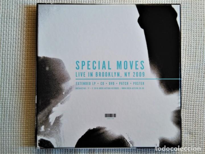 Discos de vinilo: MOGWAI - SPECIAL MOVES 3 LP + CD + DVD + POSTER... BOX SET UK 2010 - Foto 2 - 167627696
