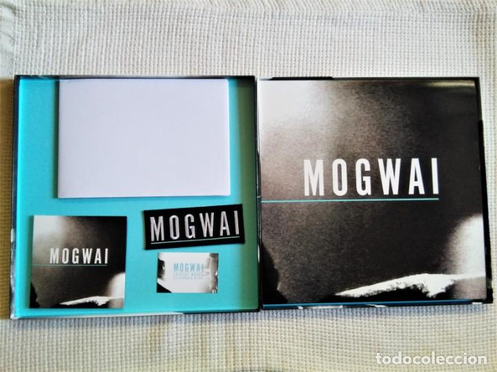 Discos de vinilo: MOGWAI - SPECIAL MOVES 3 LP + CD + DVD + POSTER... BOX SET UK 2010 - Foto 3 - 167627696