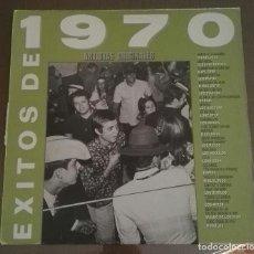 Discos de vinilo: EXITOS DE 1970 EMI ORIGINALES 20 TEMAS. Lote 167661504