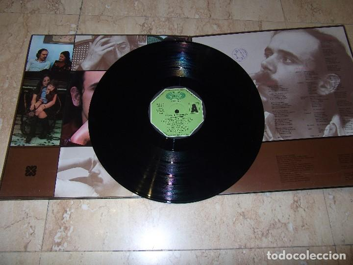Discos de vinilo: ALFREDO CARRION Los andares del alquimista LP 1976 Gong Movieplay-SPAIN-GATEFOL COVER-EXCELENTE - Foto 3 - 167677352