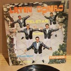 Discos de vinilo: LATIN COMBO / TELSTAR / EP - VERGARA-1962 / PEQUEÑA RAYA. ***/**. Lote 167677784