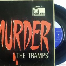 Discos de vinilo: THE TRAMPS. Lote 167682881