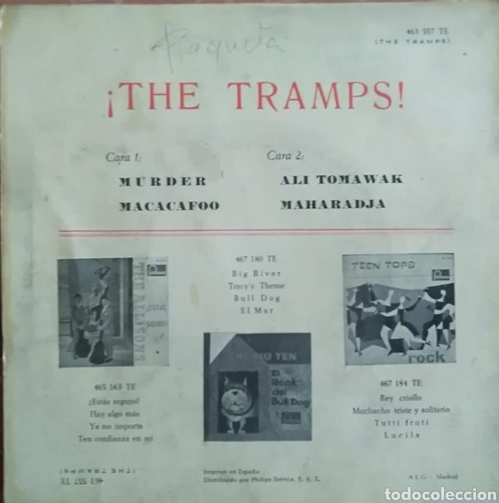 Discos de vinilo: THE TRAMPS - Foto 2 - 167682881