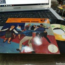 Discos de vinilo: THE MADISONS / THE LIONS EP ESPAÑA 1962. Lote 167688456