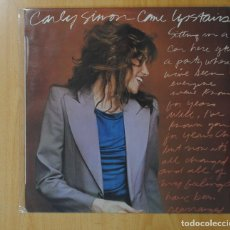 Discos de vinilo: CARLY SIMON - COME UPSTAIRS - LP. Lote 167688934