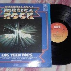 Discos de vinilo: LOS TEEN TOPS. Lote 167693528