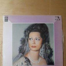Discos de vinilo: 1 LP DE LA OBRA DE ** CONCHA PIQUER . V. III ** AÑO 1975 REGAL . EMI . Lote 167718488