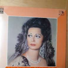 Discos de vinilo: 1 LP DE LA OBRA DE ** CONCHA PIQUER . V. II** AÑO 1975 REGAL . EMI . Lote 167718692