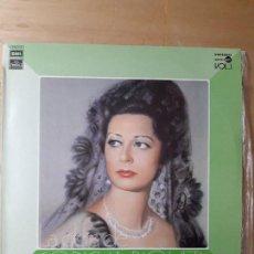 Discos de vinilo: 1 LP DE LA OBRA DE ** CONCHA PIQUER . V. I ** AÑO 1975 REGAL . EMI . Lote 167718876