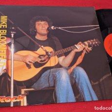Discos de vinilo: MIKE BLOOMFIELD LP 1989 CBS PROMO SPAIN ESPAÑA. Lote 167720668