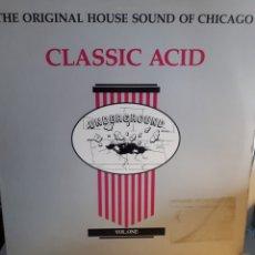 Discos de vinilo: VARIOUS-THE ORIGINAL HOUSE SOUND OF CHICAGO '-CLÀSSIC ACID VOL 1. Lote 167726740