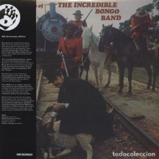Discos de vinilo: LP THE INCREDIBLE BONGO BAND – THE RETURN OF THE INCREDIBLE BONGO BAND . Lote 167733692