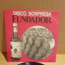 Discos de vinilo: LAURA CASALE-LOS ÁNGELES-LOS BOHEMIOS / EP-DISCO SORPRESA FUNDADOR-1968 / MBC. ***/***. Lote 167739776