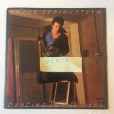 Discos de vinilo: SINGLE DANCING IN THE DARK BRUCE SPRINGSTEEN 1984. Lote 167740596