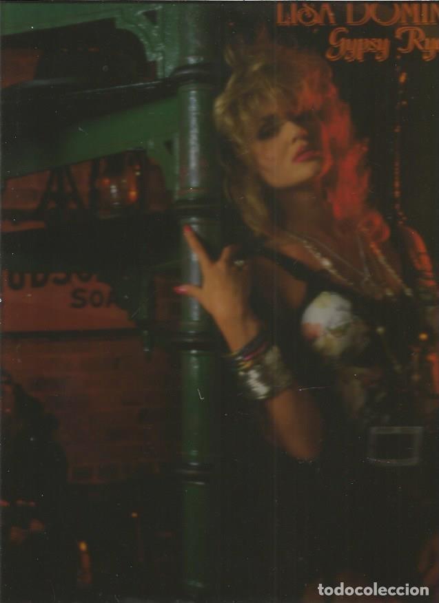 LISA DOMINIQUE GYPSY (Música - Discos - LP Vinilo - Grupos Españoles de los 90 a la actualidad)