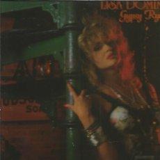 Discos de vinilo: LISA DOMINIQUE GYPSY. Lote 167740968