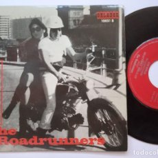 Discos de vinilo: THE ROADRUNNERS - LITTLE RUBY - EP 1965 - ORLADOR. Lote 167745732