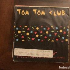 Dischi in vinile: TOM TOM CLUB ?– WORDY RAPPINGHOOD SELLO: ISLAND RECORDS ?– 6010 377 FORMATO: VINYL, 7 , 45 RPM+. Lote 196942956