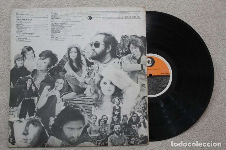 Discos de vinilo: SANREMO 1972 LP VINYL MADE IN SPAIN 1972 - Foto 2 - 167757685