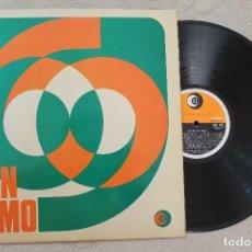 Discos de vinilo: SAN REMO 69 LP VINYL MADE IN ITALY 1969. Lote 167757732