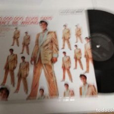 Discos de vinilo: ELVIS PRESLEY / 50000000 ELVIS FANS CANT BE WRONG / LP 33 RPM SPAIN NUEVO . Lote 167758180