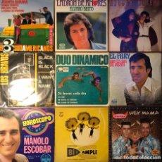 """Discos de vinilo: LOTE SINGLES 7"""", MÚSICA ESPAÑOLA. Lote 167760193"""