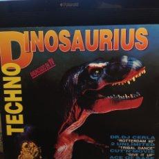 Discos de vinilo: TECHNO DINOSAURIUS-2 LP-1993-VINILO NUEVO. Lote 167760322