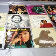 Discos de vinilo: GRAN LOTE DE 11 DISCOS LPS DE VINILOS MUY BARATOS A 5E LA UNIDAD. Lote 167763168