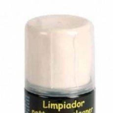 Discos de vinil: LIQUIDO LIMPIADOR EN SPRAY PARA LA LIMPIEZA DE DISCOS DE VINILO CD DVD BLURAY JUEGOS + GAMUZA. Lote 198863803