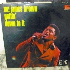 Discos de vinilo: JAMES BROWN: RARISIMO LP SPAIN-POLYDOR ORIGINAL-COLECCIONISTAS. Lote 167779862