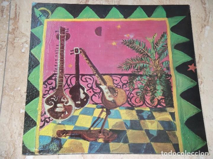 Discos de vinilo: GUALBERTO LP VERICUETOS 1976 MOVIEPLAY GONG -1 PRESSING-GATEFOLD COVER- PROG PSYCH POKORA - Foto 2 - 167781408