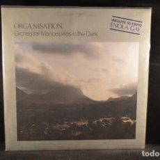 Discos de vinilo: OMD - ORCHESTRAL MANOEUVRES IN THE DARK - ORGANISATION. Lote 167782762