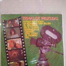 Discos de vinilo: TEMAS DE PELÍCULAS - VINILO LP. Lote 167784146