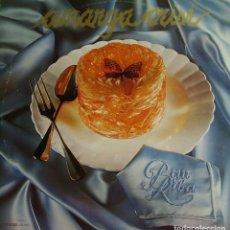 Discos de vinilo: PAU RIBA - AMARGA CRISI LP + POSTER 1981 . Lote 167791540