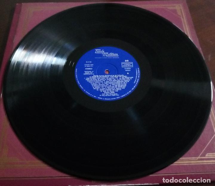 Discos de vinilo: Diana Ross..El Ocaso De Una Estrella.. Lady Sings The Blues (BSO).(Tamla Motown 1973) Spain. - Foto 6 - 167795048