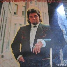 Discos de vinilo: CAPTAIN BEEFHEART - THE SPOTLIGHT KID LP - ORIGINAL U.S.A. - REPRISE RECORDS 1972 -. Lote 167795460