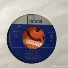 Discos de vinilo: BLUE DIAMONDS - CELOS - EP FONTANA 1961 SPAIN. Lote 167807904