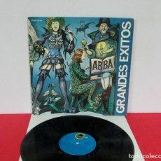 Discos de vinilo: ABBA - GRANDES EXITOS - LP - CARNABY 1976 SPAIN TXS 3051 GATEFOLD. Lote 167809196